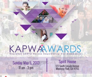 Longest Running Filipino LGBTQ Organization Honors Every Day LGBTQ Heroes on May 5