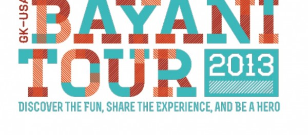 Learn More About the First ever Bayani Tour to the Philippines