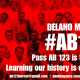 Delano Manongs AB 123 Flyer
